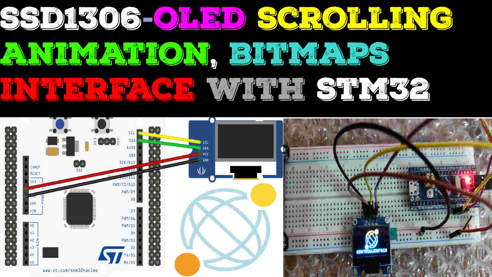 Stm32f103 Lcd 16x2 Example
